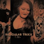 Band logo of RIDICULAS TRIXX